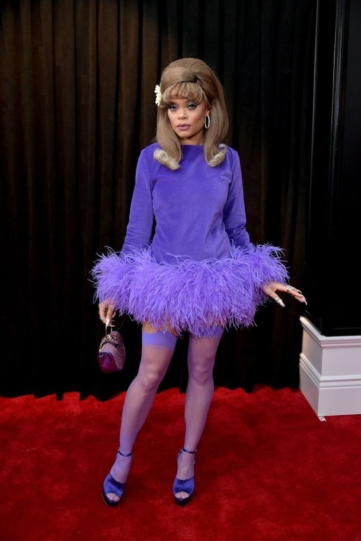 andra-day-attends-the-61st-annual-grammy-awards-at-staples-news-photo-1097527032-15498469631748260614 All Grammys 2019 Red Carpet Celebrity Dresses & Looks (Photos)