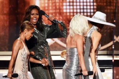 images 5 21464177716. - Michelle Obama Makes Surprise Grammy Award Appearance