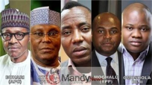 presidential-poll-pix Nigeria's 2019 Presidential And National Assembly Elections (Updates)