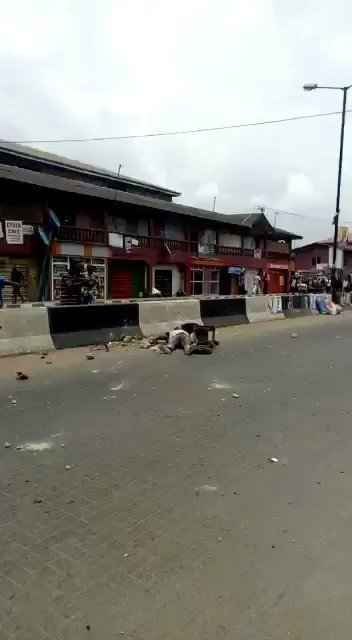 s4vcfzjFWveCHnHf 1 - Alleged Head Of The OPC Has Been Stoned To death By Angry Voters (Video)