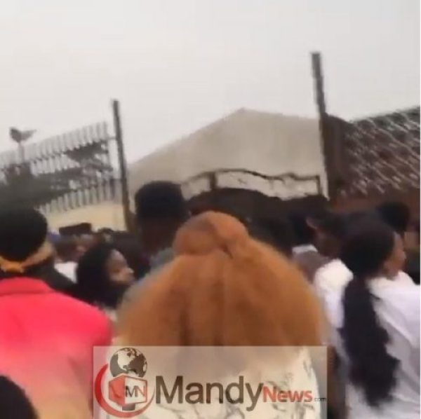 screenshot_3 See The Large Crowd At BBNaija 2019 Auditions In Port Harcourt (Photograph, Video)