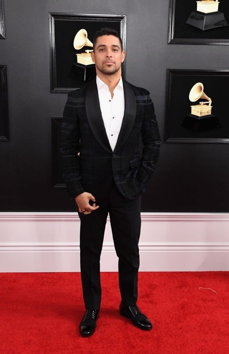 wilmer valderrama attends the 61st annual grammy awards at news photo 1097525548 1549846392746571486 - All Grammys 2019 Red Carpet Celebrity Dresses & Looks (Photos)
