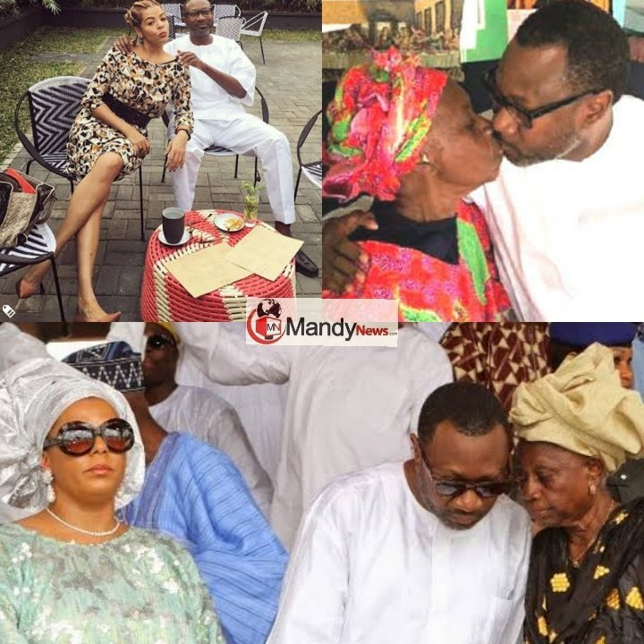 1554052495054 Femi Otedola Celebrates His Mum And Spouse On Mom's Day (Pictures)