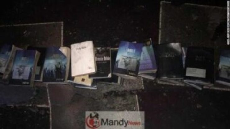 190305101352-01-west-virginia-church-fire-exlarge-169 Fire Razes Church Completely, Bibles And Crosses Was Untouched (Photos)