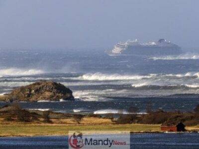 2e38bedf97b3a6fdeddc4bb748121cbf - 1,300 Passenger Trapped In Norway Cruise Ship Rescued (Video, Pictures)