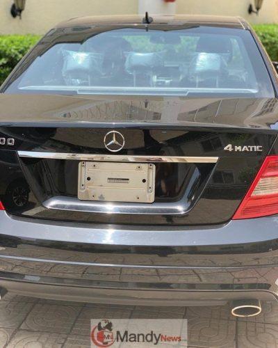 9036910 5424739710782289223559804017387449874958376n jpegc2d6ed0ac01aca13cc47c807678af5ee - Regina Daniels Acquires Brand New 4Matic Mercedes Benz (Photos)