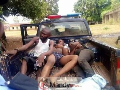 9038622 apt   1 jpg8e6d239d3eaa1494d377a980f06fabea - Thugs Nabbed In Benue With Weapons And Thumb Printed Poll Papers