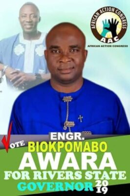 """9062834 images20190327t081432 629 jpeg jpeg4d7cef0fd98694106c4695afcd734d4a - AAC Governorship Candidate Says """"Wike Supplied Me N3 Billion"""". PDP Reacts"""