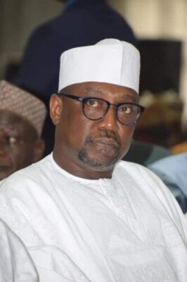 9066836 fbimg1553705787461 jpeg8aaf97aea497af17b7aef3e004360003 - INEC Presents Certificates Of Return To Governor Sani Bello Of Niger State