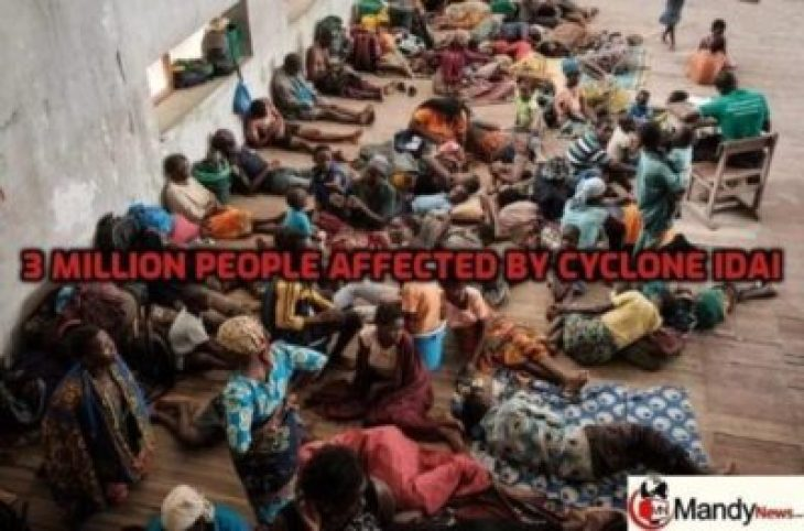 Cyclone-Idai-In-Mozambique About 3 Million People Affected By Cyclone Idai In Mozambique – UN (Photos)