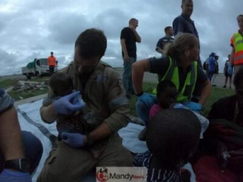 D2GkViHX4AAObu_ About 3 Million People Affected By Cyclone Idai In Mozambique – UN (Photos)
