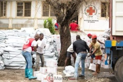 D2GkVmPWkAABDFx About 3 Million People Affected By Cyclone Idai In Mozambique – UN (Photos)
