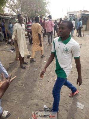 D2VJldcWwAImsS8 - PDP Agents Attacked In Kano Rerun Elections (Photos)