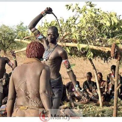 Ethiopian Women Beaten Before They Marry 1 - Ethiopian Women Beaten Before They Marry (Photos)