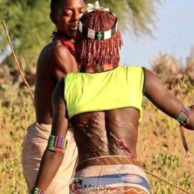 Ethiopian Women Beaten Before They Marry - Ethiopian Women Beaten Before They Marry (Photos)