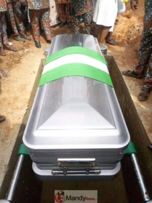FB IMG 15533876772009950 - Benin Stood Nonetheless For The Grand Burial Of Iyayi Efianayi   (Pictures)