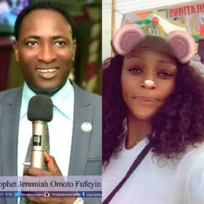 InShot 20190331 210242760 - Stephanie, The Girl Who Filmed Success Will get N2M Money From Prophet Jeremiah