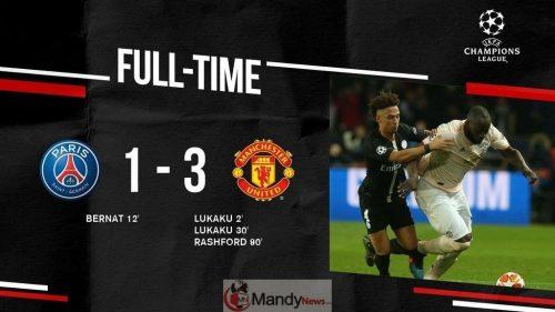PSG vs Manchester United 1 3 All Goals Highlights 1024x576 - PSG vs Manchester United 1-3 All Goals & Highlights