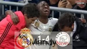 Real Madrid vs Ajax 1 4 All Goals - Real Madrid vs Ajax 1-4 All Goals & Full Highlights Champions (Video)