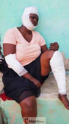 Safina Haroun 576x1024 - Popular Ghanaian Actress, Safina Haroun Involved In An Accident (Photos)