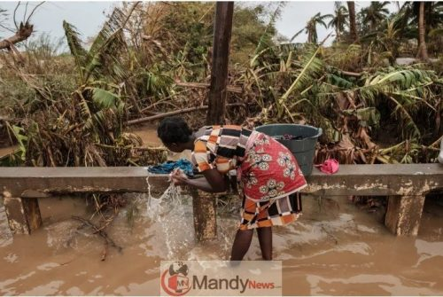Screenshot 10 - About 3 Million People Affected By Cyclone Idai In Mozambique – UN (Photos)
