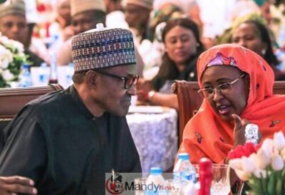 ba - See Photos From President Buhari's Election Victory Dinner