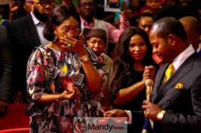 oge okoye 2 - Oge Okoye Reveals Cause For Visiting Pastor Alph Lukau