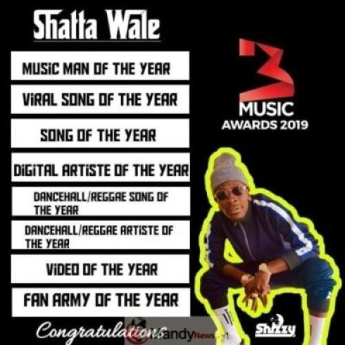 wale2 Shatta Wale BAGS 8-Awards Out Of 11 Nominations At 3Music Awards