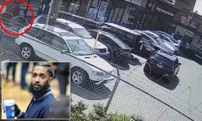 11740174 0 image a 40 1554159382990 - CCTV Captures Nipsey Hussle Being Shot Useless In Los Angeles (Images)