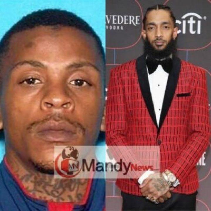 1554205827500 Police Identified Rapper Nipsey Hussle's Killer