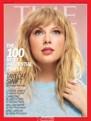 492fa9a9 e144 4ffb bacb 9068829050b1 SWIFT 1 768x1024 - TIME 100: The Most Influential People In The World 2019