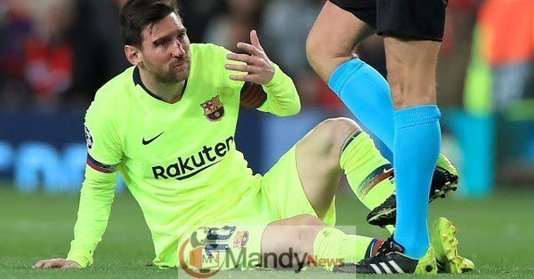 Messi 1 - Champions League: Barcelona Manager Reveals How Man Utd Stopped Messi