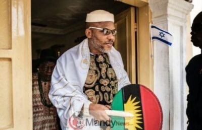 Nnamdi Kanu - 'I Can Trigger Hassle For Nigeria If Provoked' — Nnamdi Kanu
