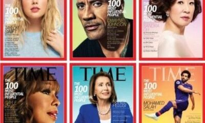 TIME 100: The Most Influential People In The World 2019