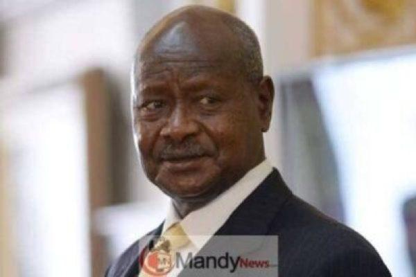 Yoweri-Museveni Uganda's Top Court Upholds Age Law Benefiting Yoweri Museveni