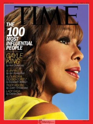 b5b5d69c 000c 4ed6 9760 966d90645f84 KING 1 768x1024 - TIME 100: The Most Influential People In The World 2019