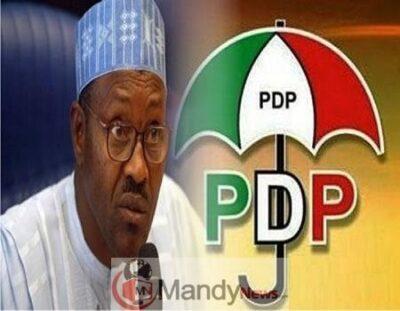 buhari and pdp - PDP To Buhari: Tender Your WAEC Certificate At The Tribunal