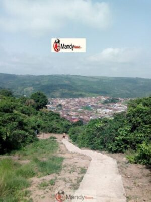cac mountain - My Visit To Babalola's Tomb, Mountain And River Oni At Efon Alaaye