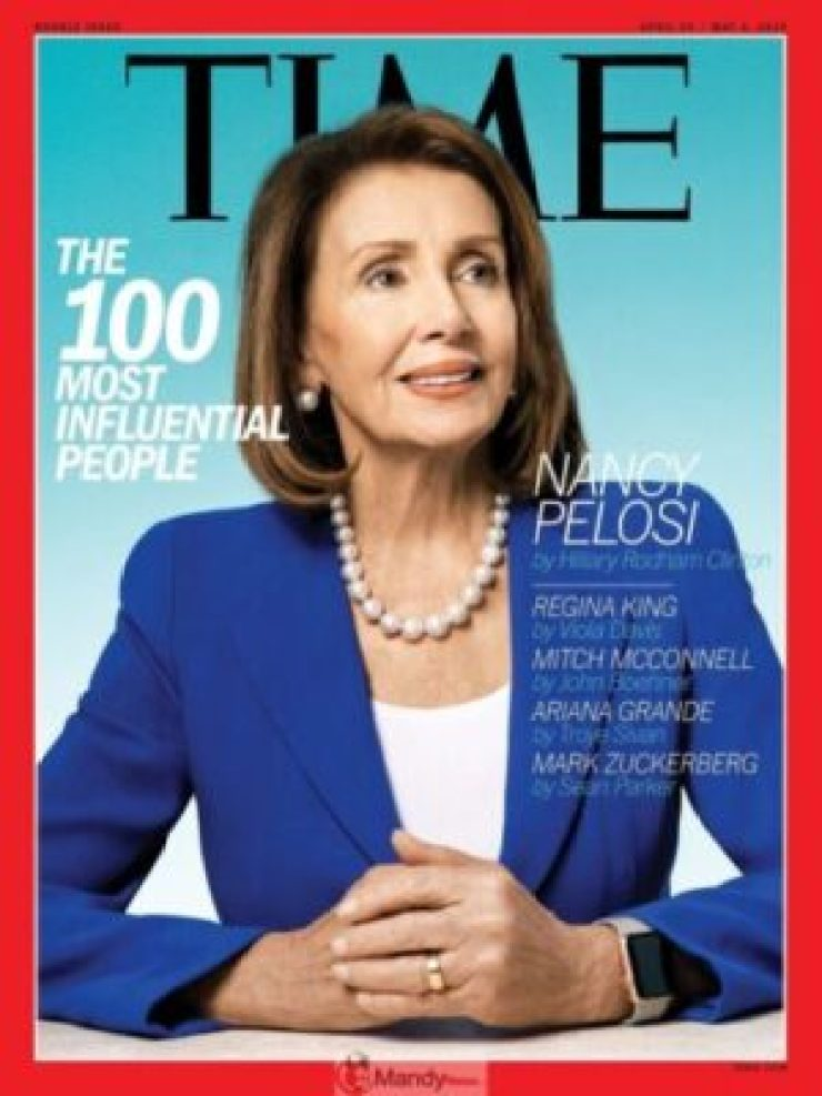 ce647343-9ea2-45c9-a075-9d0f3deaf8c9-NANCY-1-768x1024 TIME 100: The Most Influential People In The World 2019