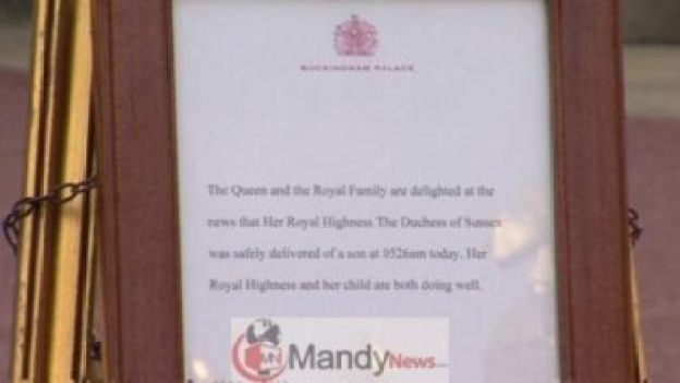 106816978_notice_grab_bbc Royal Baby: Meghan Markle Gives Birth To A Baby Boy, Prince Harry Announces