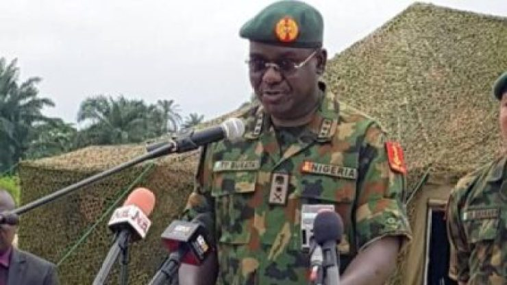9380081_chiefofarmystaffnigeria_jpeg1986475cd16367597549175c380564a0 ISIS Claims Responsibility For Killing Of 11 Soldiers In Borno