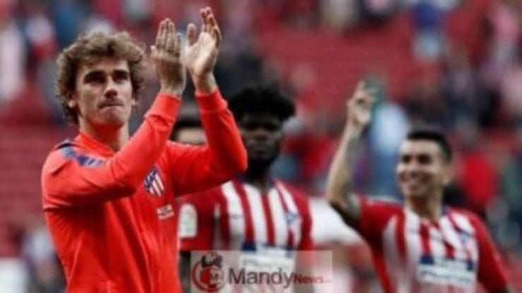 Antoine-Griezmann- Antoine GriezmannConfirms He Is Leaving Atletico Madrid Amid Barcelona Interest