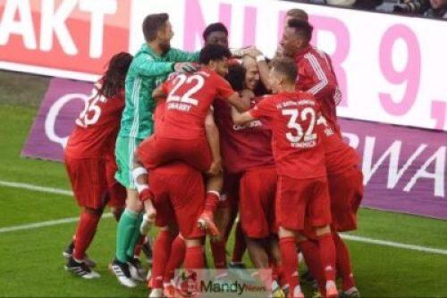 Bayern-Munich-Win-Their-28th-Bundesliga-Title Bayern Munich Win Their 28th Bundesliga Title