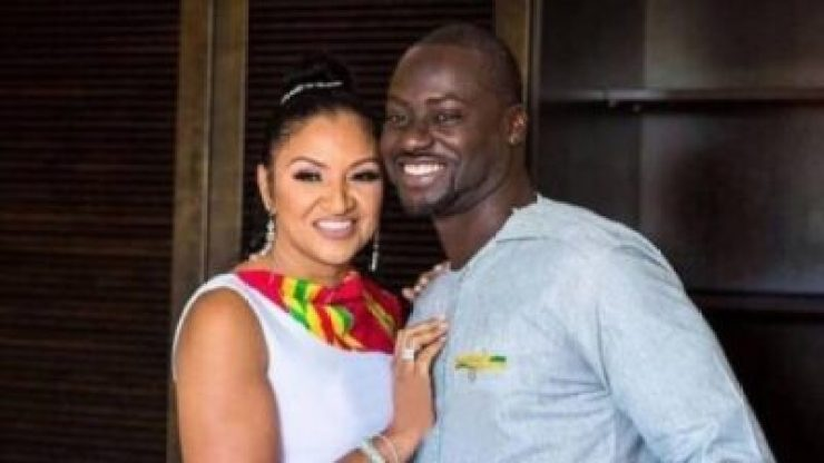 Chris-Attoh-wife-Bettie-Jenifer-0 Chris Attoh's Wife Filed For Divorce From Her First Husband 1 Month Ago