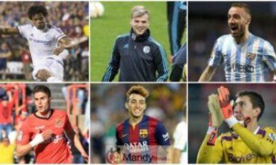 La Liga Transfer News