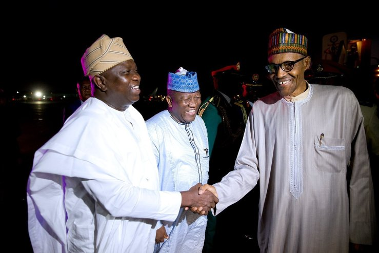 New-York-Arrival-3-1 I Am Wiser Now - Governor Ambode