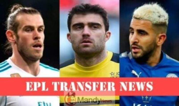 Premier-League-Transfer-News Premier League Transfer News Today, Friday, 17 May 2019