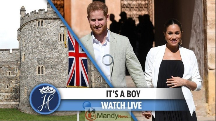 Screenshot_11 Royal Baby: Meghan Markle Gives Birth To A Baby Boy, Prince Harry Announces