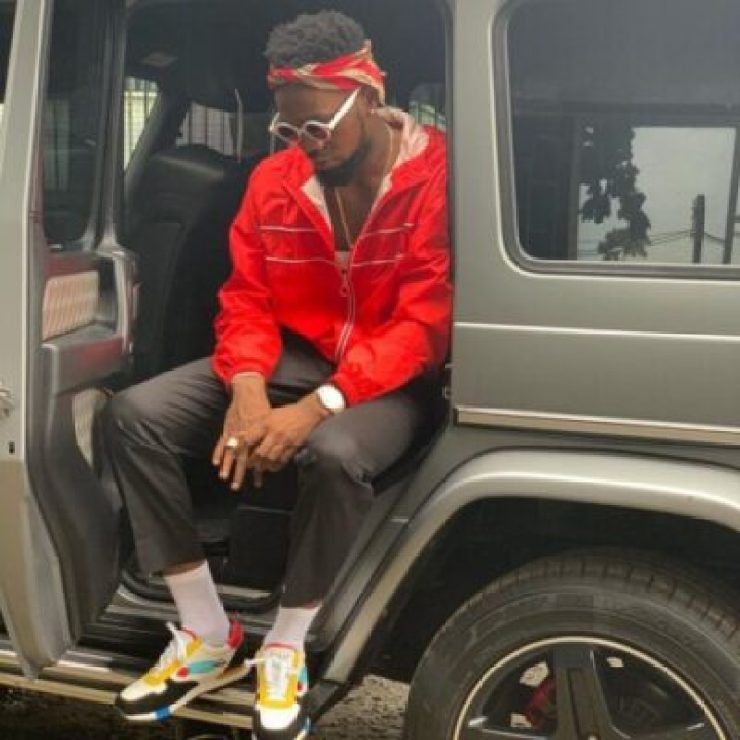 """9573364_2_jpegea571676ce9b75b0730a5d56350ae93e """"Success Never Comes To Anybody Hating"""" - Patoranking Poses In Ride (Photo)"""