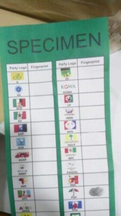 9675877_specimen_jpegaed5f5acffa5e1cb41ec12c3bb490d30 Nigerians Blast INEC Over Plans To Register 200 Political Parties In 2023